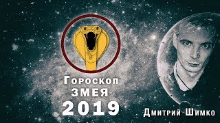 Гороскоп Змея -2019. Астротиполог, Нумеролог - Дмитрий Шимко