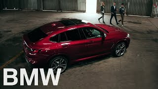 The All-New Bmw X4. Design.