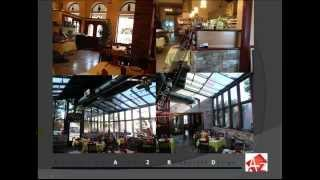 Restaurant Design - Casual Elegant Restaurant And Bar Remodel