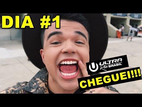Diário de Festival - ULTRA BRASIL 2016 (DIA #1)