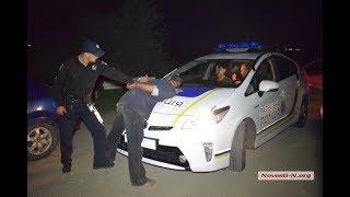видео В Николаевской области обнаружили незаконную АЗС