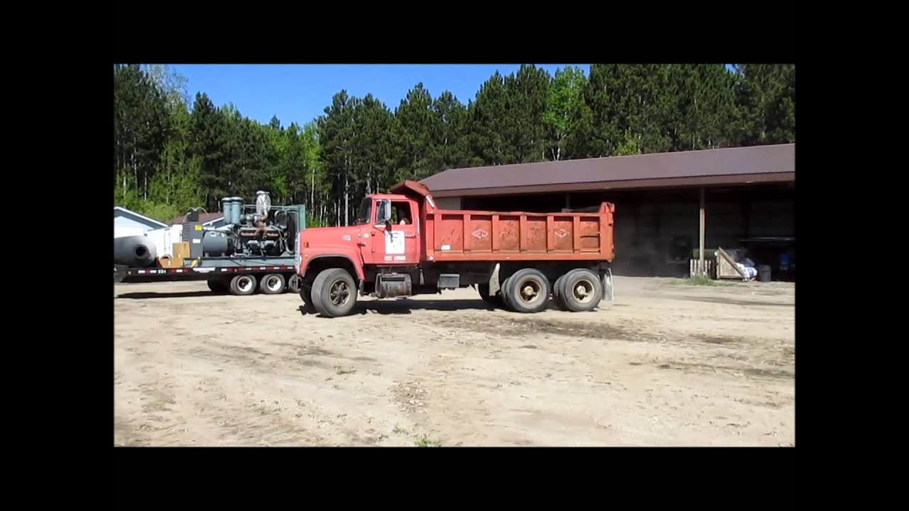 1985 Ford LT8000 dump truck for sale | sold at auction June 25, 2015 ...