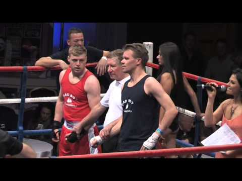White Collar Boxing at Troxy 2