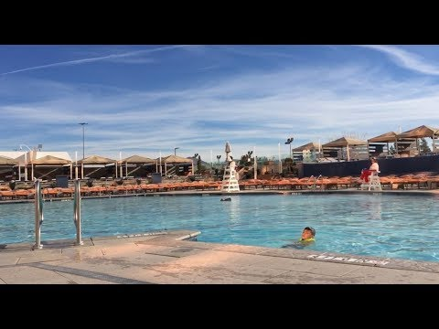 Grand Sierra Resort Reno Nevada New Pool Youtube