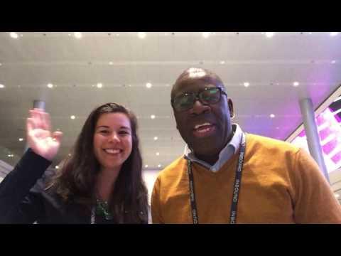 Inbound 2016 Boston - Dave Interviews Vanessa Porter From SnapApp About Content Marketing