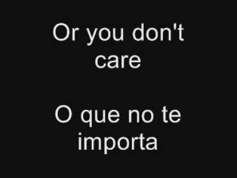 Green Day-Platypus (I hate you) letra en inglés y en ...