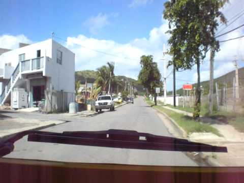 """Driving """"The Thing"""" in Culebra"""