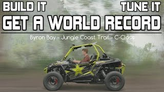 Forza Horizon 3 - Polaris RZR 1000 - WORLD RECORD - BUILD AND TUNE