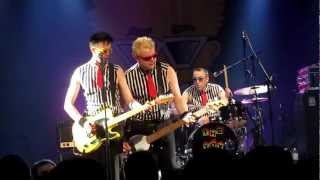 The Toy Dolls - Toccata in Dm (live @ Astra Berlin, 09.03.2013)