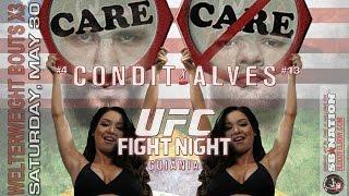 UFC Fight Night Condit vs. Alves Care/Don't Care Preview