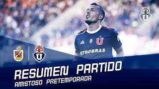 Deportes La Serena vs Universidad de Chile - Amistoso 2019 Video