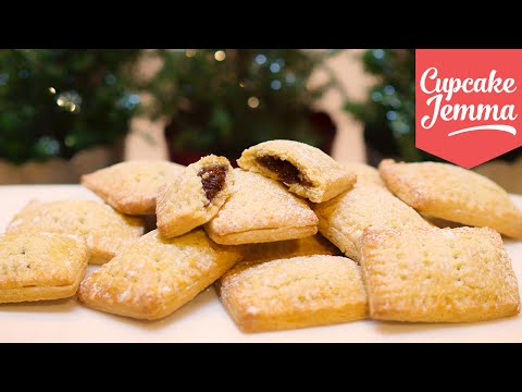 Generate How to Make Mince Pie Pop Tarts | Cupcake Jemma Screenshots