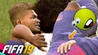 FIFA 19 Fail Compilation | Funny Moments | Celebration Glitches & Bugs Part #2