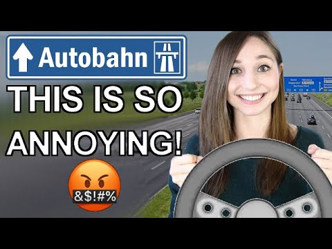 Driving on the Autobahn & more! Ask a German Q&A | German Girl in America from YouTube · Duration:  18 minutes 44 seconds