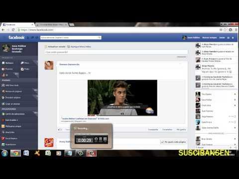 Como Actualizar Facebook Solo En Tu Pc