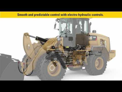 Малые колесные фронтальные погрузчики Cat® 930K