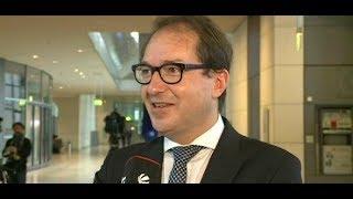 """SPD-Parteitag: Dobrindt nimmt Nahles den """"blöden Dobrindt"""" nicht übel"""