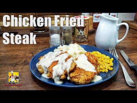 Chicken Fried Steak And Gravy | Country Fried Steak