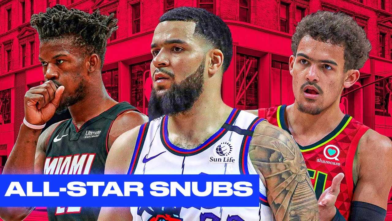 2021 NBA All-Star Snubs - [JIMMY BUTLER, TRAE YOUNG + MORE]
