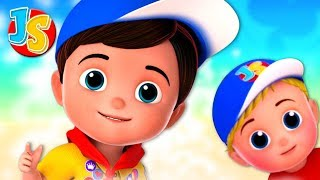 Best Kids Songs Collection | Junior Squad Nursery Rhymes