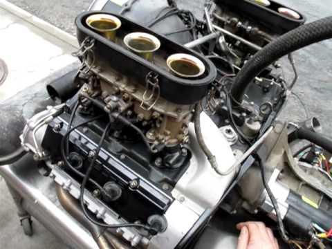 Porsche 911 Engine Test Run After Overhaul Youtube