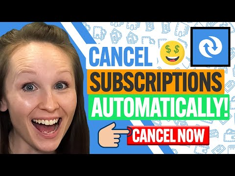 How to Quickly Find & Cancel All Unwanted Subscriptions Automatically (Netflix, Amazon, & More)