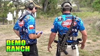 Competition Guns Put to the Test
