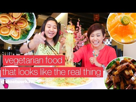 Vegetarian Food That Looks Like The Real Thing - Foodporn: EP14