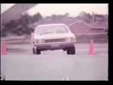 Holden HZ RTS Commercial TV Ad.