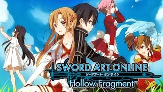 Sword Art Online RE Hollow Fragment : Conferindo o Game(, 2015-08-17T21:58:17.000Z)