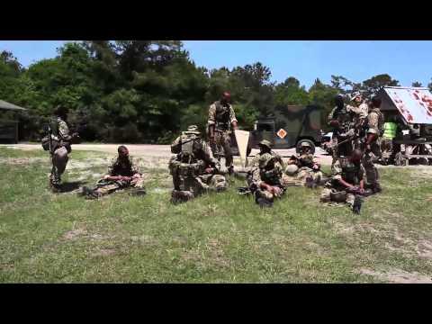 Island Warrior 15 B-Roll