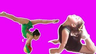 ГИМНАСТИКА ПРОТИВ МАРМЕЛАДА С ПРЕДМЕТАМИ Гимнастическое видео Для детей