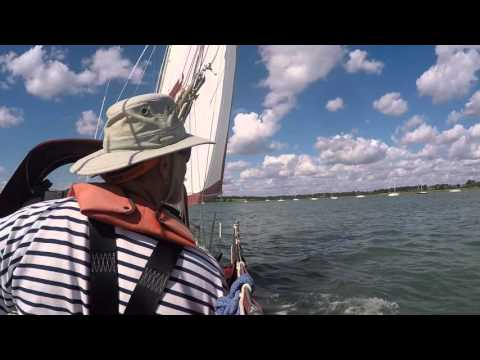 2015 Solo Cruise. Ep 2: For the joy of simple sailing!