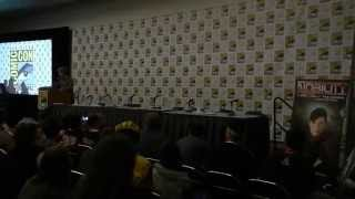 Comic Con 2014 Nobility - Full Panel Video