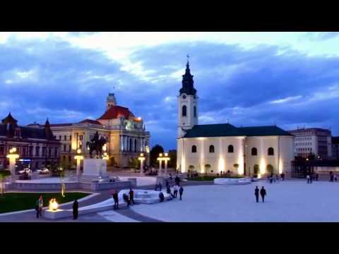 Piata Unirii Oradea   Drone Video by A&A Foto Art