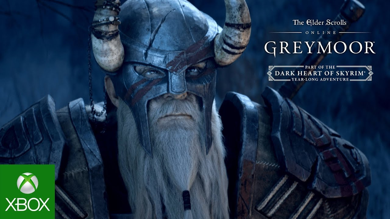 The Elder Scrolls Online - The Dark Heart of Skyrim Cinematic Announcement Trailer