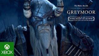 The Elder Scrolls Online - The Dark Heart of Skyrim Cinematic Announcement Trailer