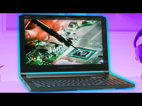 Liquid Metal Laptop Cooling – 20C LOWER!