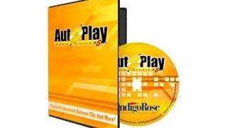 Chapitre 6, les scripts autoplay media studio