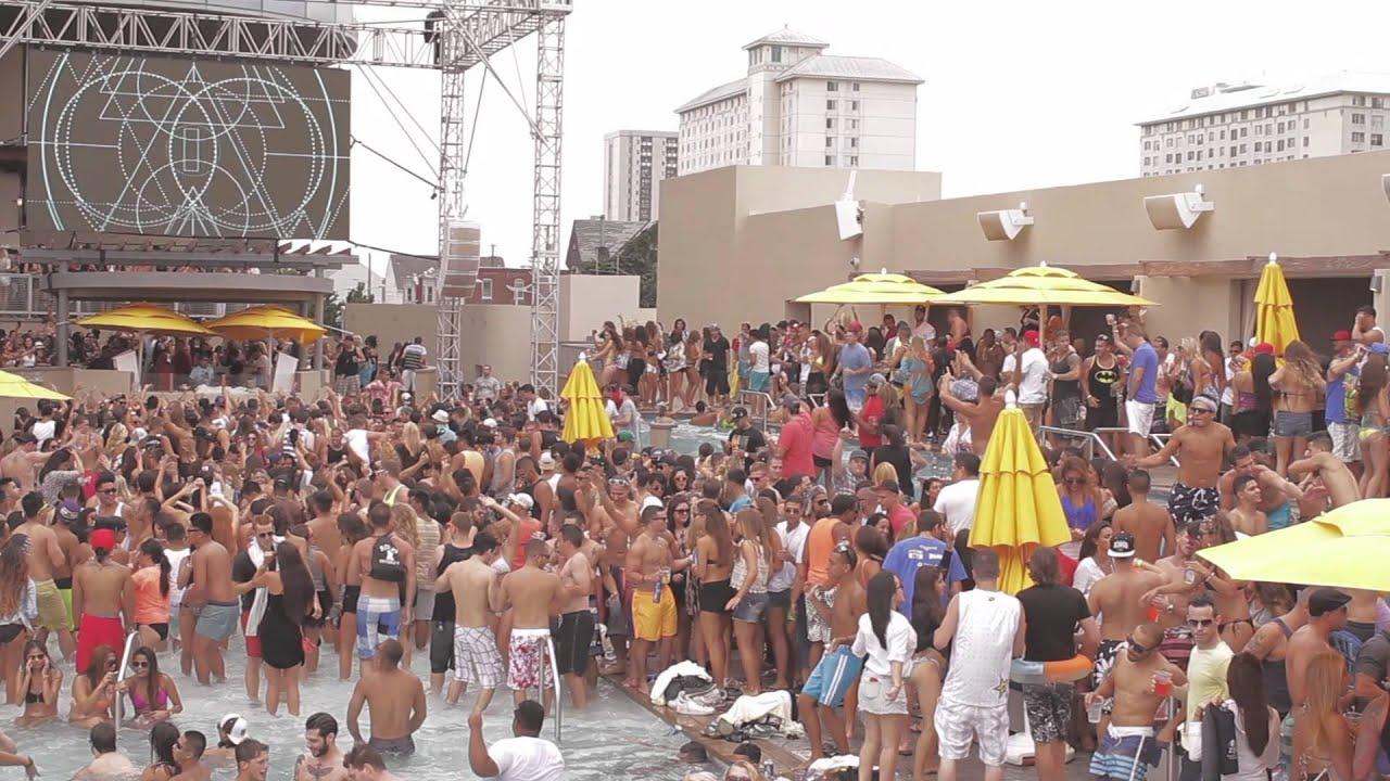 Chuckie Hq Beach Club You