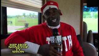 Deion Sanders the TRUTH Football team tryouts 2012 Hip-Hop Nonstop TV Show