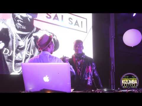 DJ Sai Sai @ Kizomba Luxembourg 2018