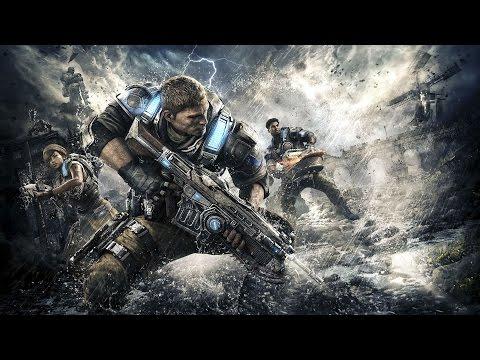 Gears Of War 4: 4k 60fps Let's Play