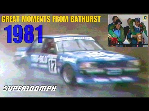 1981 GREAT MOMENTS FROM BATHURST
