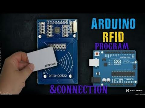 programming and connection for RFID in tamil