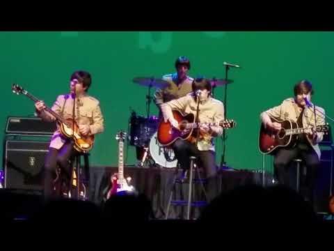 The Fab Four acoustic medley- Grove 2018