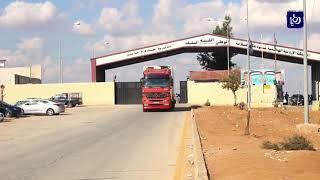 نصف مليون دينار لإعادة تأهيل معبر جابر الحدودي مع الأردن - (7-11-2018)
