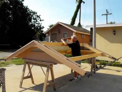 Metal Roofing For Small Buildings How To Build A Small