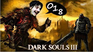 Dark Souls 3 Black Iron Walkthrough [German] #018 Sabbel nich, du Könichs-Verschnitt!