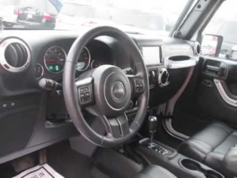 2012 Jeep Wrangler Unlimited - Jersey City, New Jersey State Auto Auction